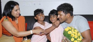 Puneeth rajkumar daughters