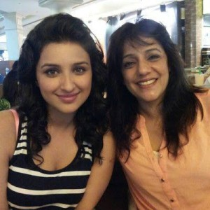 Parineeti Chopra family photos