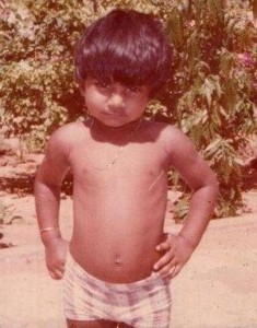 Salman Khan childhood  2