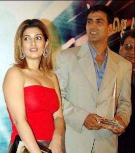 Akshay Kumar family photos  wife Twinkle Khanna