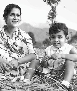 Aamir khan childhood pictures 1