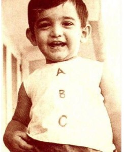 Aamir khan childhood pictures 2