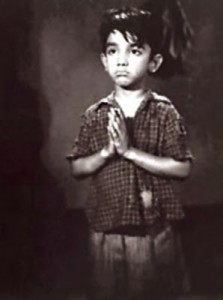Aamir khan childhood pictures 3