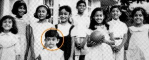 Aamir khan childhood pictures 6