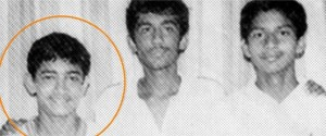 Aamir khan childhood pictures 7