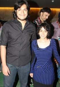 Aamir khan children Junaid and Ira