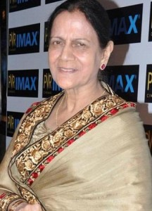 Aamir khan mother Zeenat Hussain