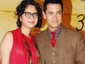 Aamir khan family photos wife Kiran Rao