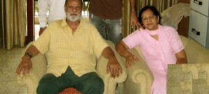 Abhay Deol family photos mother Usha Deol