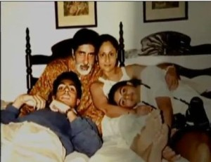 Abhishek Bachchan childhood pictures 11
