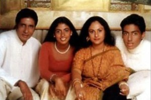 Abhishek Bachchan childhood pictures 2