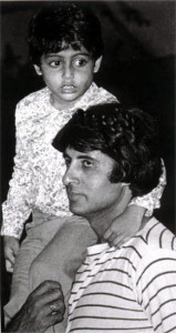 Abhishek Bachchan childhood pictures 6