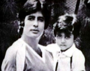 Abhishek Bachchan childhood pictures 8
