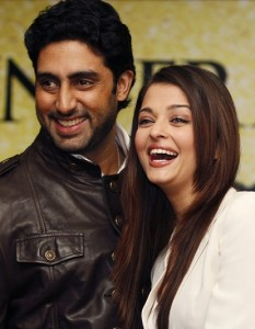 Abhishek Bachchan family photos wife Aishwarya Rai