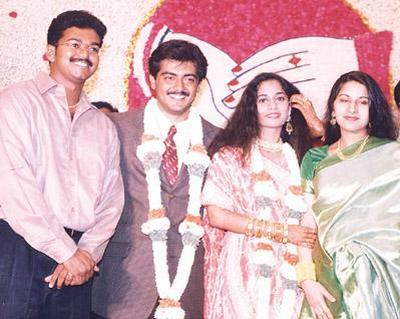 Ajith Kumar Family Childhood Photos