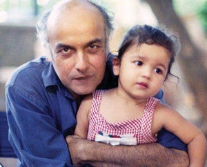 Alia Bhatt childhood pictures 3