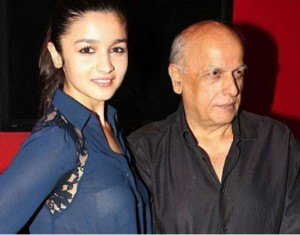 Alia Bhatt family photos father Mahesh Bhatt