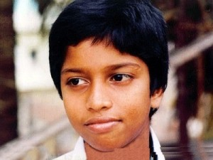 Allari Naresh childhood pictures 2