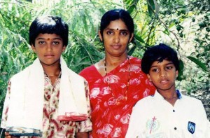 Allari Naresh childhood pictures 3