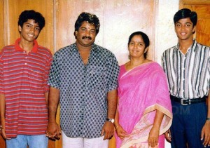 Allari Naresh childhood pictures 4