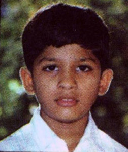 Allu Arjun childhood pictures 3