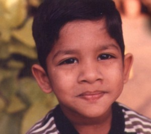 Allu Arjun childhood pictures 4