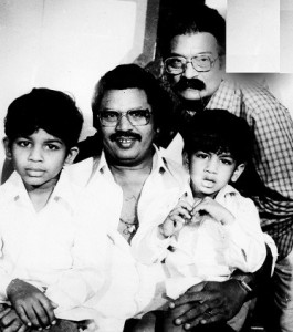 Allu Arjun childhood pictures 6