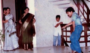 Allu Arjun childhood pictures 7