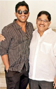 Father Allu Aravind