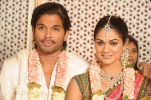 Wife Sneha Reddy