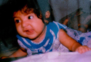 Anushka Sharma childhood pictures 1