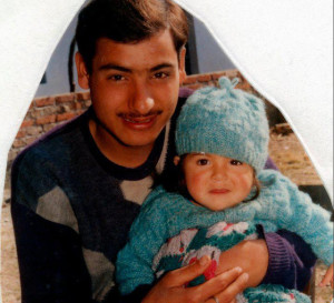 Anushka Sharma childhood pictures 2a