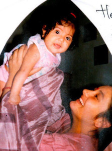 Anushka Sharma childhood pictures 4 a