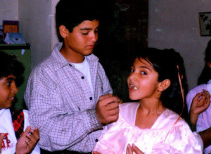 Anushka Sharma childhood pictures 5