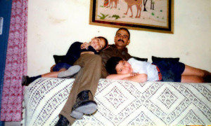 Anushka Sharma family photos rare 4