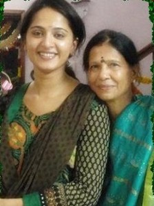 Anushka Shetty mother Prafulla