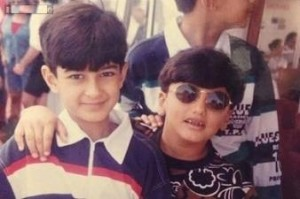 Arjun Kapoor childhood pictures 6