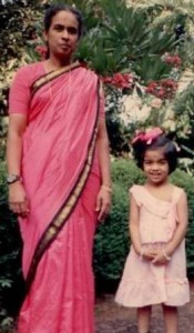 Asin Thottumkal family photos mother Seline Thottumkal 1