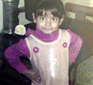 Bipasha Basu childhood pictures 1