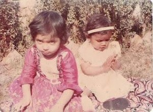 Bipasha Basu childhood pictures 12