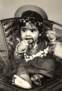 Bipasha Basu childhood pictures 3