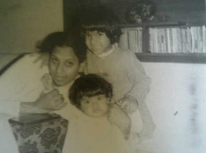 Bipasha Basu childhood pictures 7
