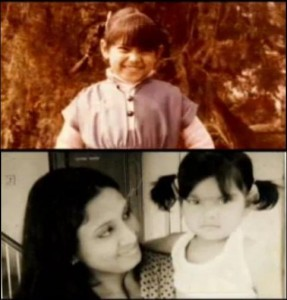 Bipasha Basu childhood pictures  9