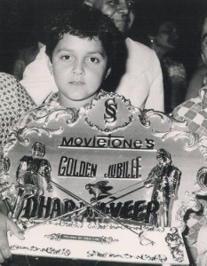 Bobby Deol childhood pictures 2