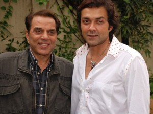 Bobby Deol father Dharmendra