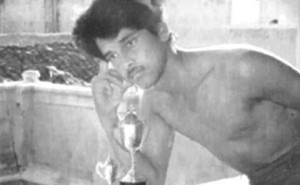 Chiyaan Vikram childhood pictures 4