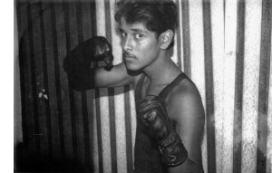 Chiyaan Vikram childhood pictures 6