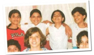 Deepika Padukone childhood pictures 5