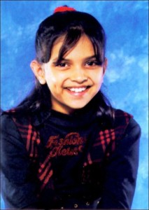 Deepika Padukone childhood pictures 7