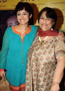 Divya Dutta mother Nalini Dutta